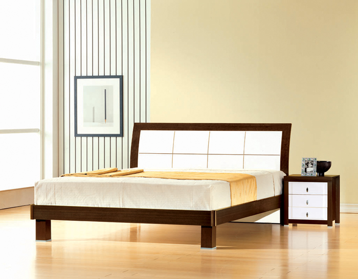 Superior Queen Bed H:100 W:160 D:210 21,000 KRW